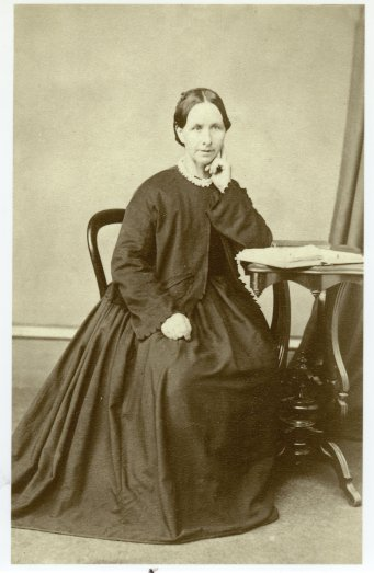 Jessie Agnew c 1867