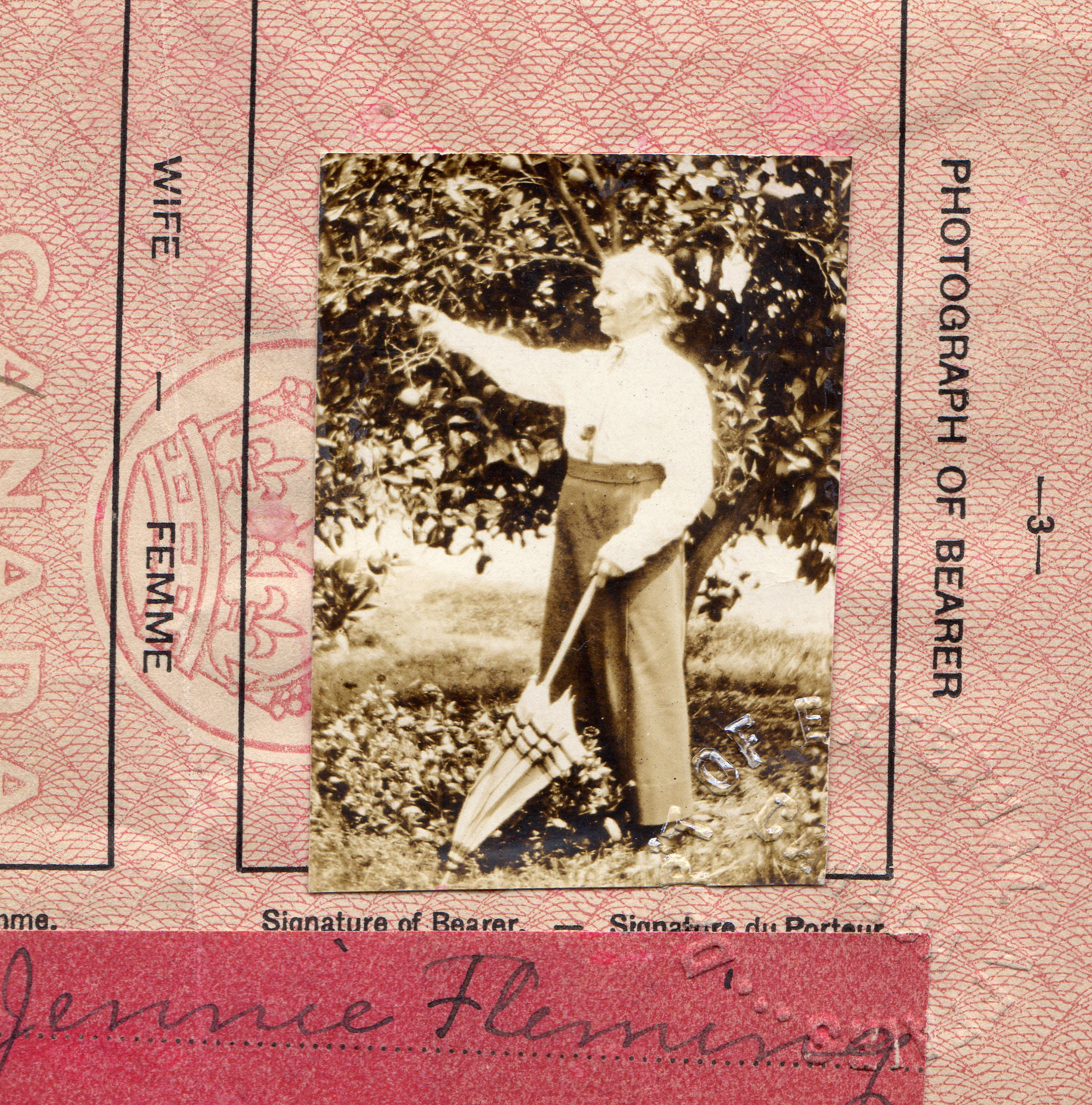 jennie-fleming-1935-passport