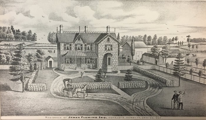 Print of Forest Lawn